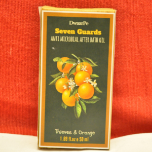 Seven Guards After-Bath Oil logo