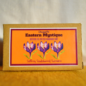 Eastern Mystique Soap logo