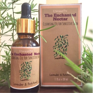 Enchanted Nectar Cleansing Oil