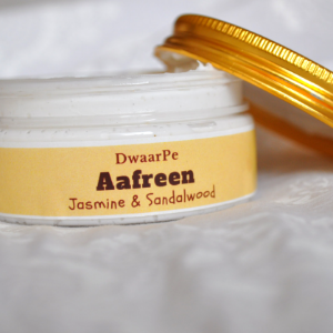 Aafreen Body Cream logo