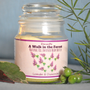 A Walk in the Forest Body Butter logo