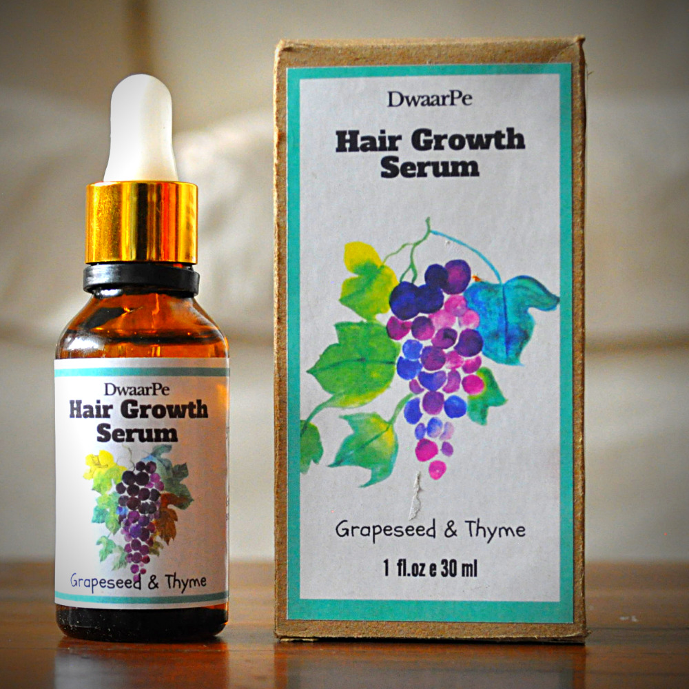 Hair Growth Serum logo