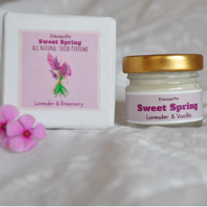 Sweet Spring Solid Perfume logo