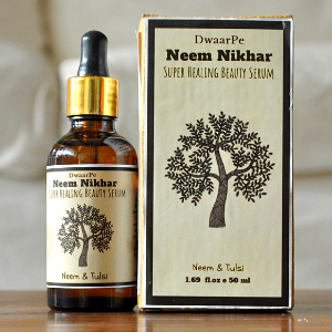 Neem Nikhar Beauty Serum logo