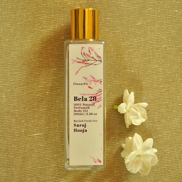 Bela 28 Perfumed Body Oil