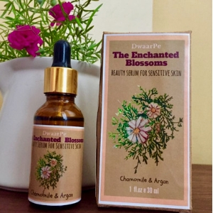 Enchanted Blossoms Beauty Serum logo