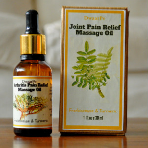 Joint Pain Relief Massage Oil