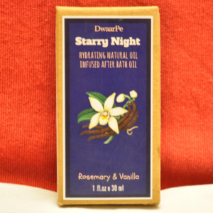 Starry Night After-Bath Oil logo