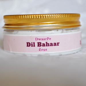 Dil Bahaar Body Cream logo