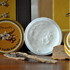 Sugar and Spice Body Butter
