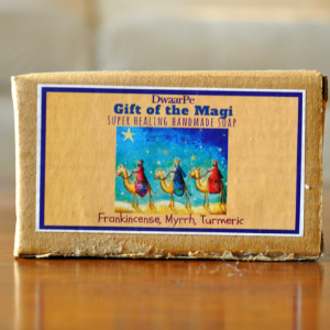 Gift of the Magi Soap logo