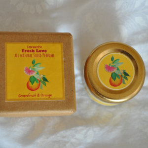Fresh Love Solid Perfume logo