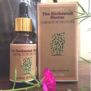 Enchanted Nectar Cleansing Oil logo
