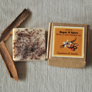 Sugar & Spice Soap