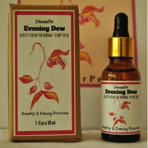 Evening Dew Beauty Serum logo