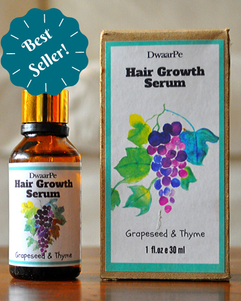 Hair Growth Serum Image