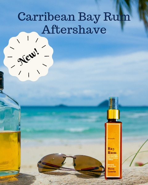 Bay Rum Aftershave Image