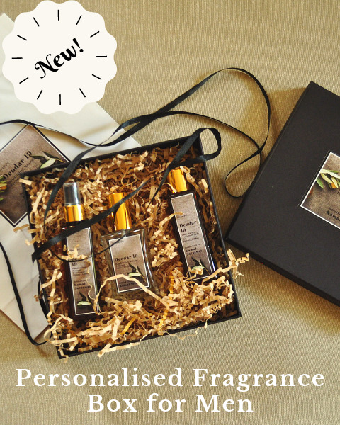 Deodar 19 Fragrance Box Image