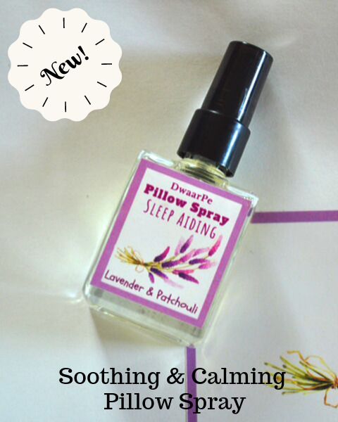 Lavender & Patchoul Pillow Spray Image