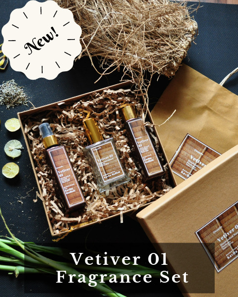 Vetiver 01 Fragrance Box Image